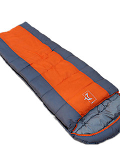 Slaapzak Rechthoekig Dons 10°C Goed-Geventileerde waterdicht draagbaar Winddicht Regenbestendig Vouwbaar Forseglede poser 230X100