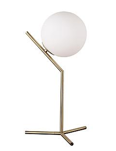 baratos Lâmpadas de Cabeceira-Moderno/Contemporâneo Arco Luminária de Mesa Para 110-120V 220-240V
