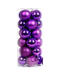 パープル レッド グリーン ゴールデン シルバー エンジニアリングプラスチック コスプレアクセサリー クリスマス