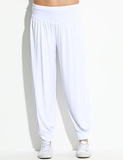 女性 ルーズ スウェットパンツ パンツ ゼブラプリント ローライズ スパンデックス 伸縮性 All Seasons