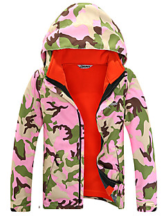 cheap Outdoor Clothing-Women's Children's Unisex Hiking Jacket Outdoor Winter Waterproof Thermal / Warm Quick Dry Windproof Ultraviolet Resistant Insulated