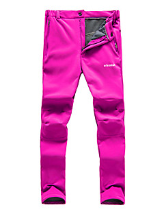 Women's Hiking Pants Outdoor Waterproof Thermal / Warm Quick Dry Windproof Ultraviolet Resistant Insulated Anti-Eradiation Breathable