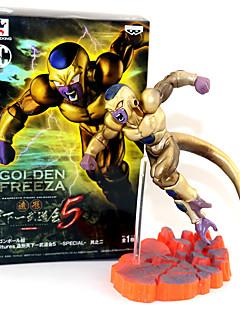 billige Anime cosplay-Anime Action Figurer Inspirert av Dragon Ball Frieza PVC 13.5 cm CM Modell Leker Dukke