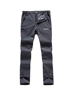 tanie Turystyczne spodnie i szorty-Męskie Turistické kalhoty Na wolnym powietrzu Wodoodporny Keep Warm Quick Dry Wiatroodporna Ultraviolet Resistant Izolacja