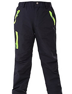 cheap Outdoor Clothing-Men's Women's Children's Hiking Pants Outdoor Waterproof Thermal / Warm Windproof Rain-Proof Breathable Winter Bottoms Camping / Hiking