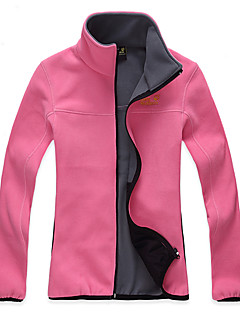 Women's Ski Jacket Waterproof Thermal / Warm Quick Dry Windproof Ultraviolet Resistant Anti-Eradiation Breathable Full Length Visible