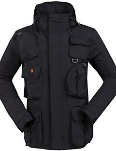 tanie Odzież turystyczna-Męskie Kurtka narciarska Na wolnym powietrzu Zima Wodoodporny Keep Warm Quick Dry Wiatroodporna Ultraviolet Resistant Anti-promieniowanie