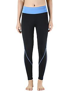 Arsuxeo Mulheres Leggings de Corrida Leggings de Ginástica Secagem Rápida Design Anatômico Resistente Raios Ultravioleta Respirável