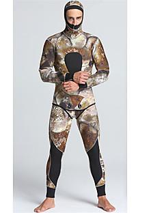 MYLEDI Heren 5mm Wet Suits Droogpakken Volledig natpak waterdicht Houd Warm Draagbaar Comfortabel Neopreen LYCRA® Duikpak Duikpakken-
