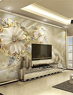 ราคาถูก บ้าน & สวน-อาร์ต เดคโค 3D ของตกแต่งบ้าน Klasszikus ครอบคลุมผนัง, ผ้าใบ วัสดุ กาวที่จำเป็น ภาพจิตรกรรมฝาผนัง, Wallcovering ห้อง
