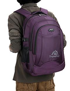 billiga Ryggsäckar och väskor-CHENGXINTU 60 L Ryggsäckar - Vattentät, Regnsäker, Fuktighetsskyddad Utomhus Camping, Skidåkning, Klättring Nylon Svart, Purpur