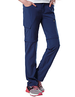 cheap Hiking Trousers & Shorts-Women's Hiking Pants Outdoor Moisture Permeability Breathable Sweat-wicking Bottoms Camping / Hiking Hunting Fishing Climbing Exercise &