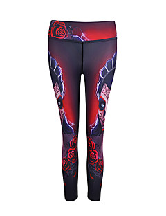 Women's Running Tights Running Baselayer Gym Leggings Quick Dry Breathable Soft smooth Comfortable Bottoms Yoga Exercise & Fitness