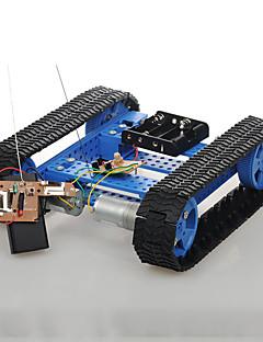 Χαμηλού Κόστους Ρομπότ & Αξεσουάρ-καβούρι βασίλειο παραγωγής diy τεχνολογία των παιχνιδιών συναρμολογούνται με τηλεχειριστήριο υψηλής ροπής δεξαμενή τεθωρακισμένα κομμάτι
