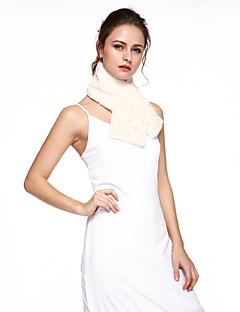 フェイクファーのウェディングパーティー/夕方の女性のラップスカーフのエレガントなスタイル