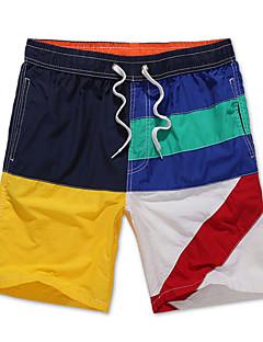 billige Herrebukser og -shorts-Herre Store størrelser Shorts Avslappet Bukser - Lapper, Lapper