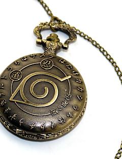 Klokker Inspirert av Naruto Naruto Uzumaki Anime Cosplay-tilbehør