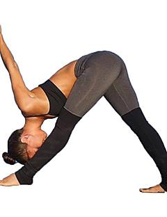 Jooga housut Pants Hengittävä Hikeä siirtävä Mukava Puristus Luonnollinen Venyvä Nettikauppa Musta Naisten kootJooga Pilates Kuntoilu