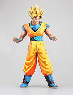 Anime Action Figurer Inspirert av Dragon Ball Son Goku PVC 27 CM Modell Leker Dukke