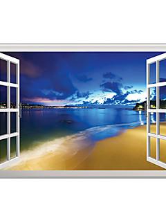 Adesivi decorativi di paesaggi in promozione online | Collezione ...