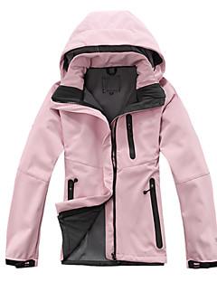 tanie Odzież turystyczna-Damskie Kurtka narciarska Na wolnym powietrzu Zima Wodoodporny Keep Warm Quick Dry Wiatroodporna Ultraviolet Resistant