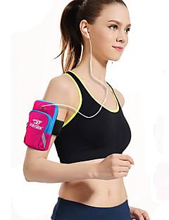 billiga Träning-, jogging- och yogakläder-Dragkedja fram Sportbehåar Vadderad Lätt stöd för Yoga - Blå / Grå / Svart Vattentät, Bärbar, Stötsäker