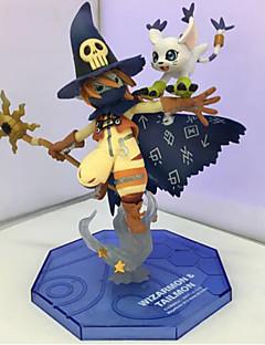 Anime Action Figurer Inspirert av Digital Monster / Digimons Cosplay 14 CM Modell Leker Dukke