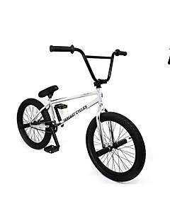 baratos Total Promoção Limpa Estoque-BMX Bicicleta Ciclismo Others 20 polegadas Comum Sem Amortecedor Sem Amortecedor / Garfo Rígido Traseiro PVC Aço