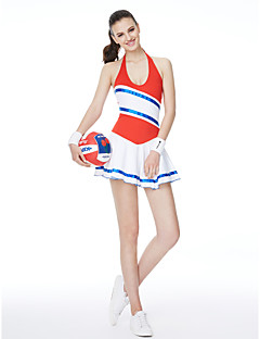 Shall We Cheerleader Costumes Dresses Women Performance Modal Dress