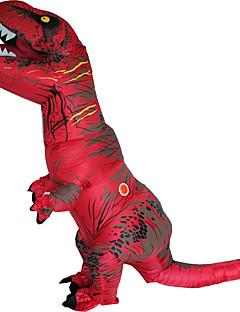 halpa -Eläin Monsters Cosplay-Asut Halloween Props Puhallettava rooliasu Waterproof Elokuva Cosplay Trikoot/Kokopuku Ilmanpuhallin Joulu