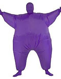 cheap -Wrestler Cosplay Costume Inflatable Costume Masquerade Halloween Props Movie Cosplay Leotard / Onesie Air Blower Christmas Halloween