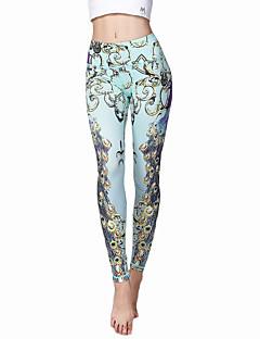 calças de yoga Meia-calça Leggings Respirável Secagem Rápida Natural Elasticidade Alta Moda Esportiva MulheresIoga Pilates Exercício e