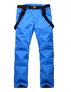 cheap Hiking Trousers & Shorts-Men's Hiking Pants Cycling Thermal / Warm Breathable Bottoms for Running/Jogging Snowsports S M L XL
