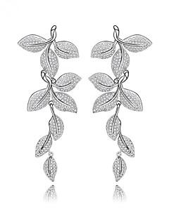 ieftine -Pentru femei Cercei Set Bijuterii Design Unic La modă Euramerican Zirconiu Aliaj Bijuterii Bijuterii PentruNuntă Zi de Naștere Petrecere