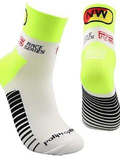 Sportovní ponožky   atletické ponožky Kolo   Cyklistika Ponožky Unisex  Outdoor a turistika   Badminton   Basketbalový míč 1 Pair Jaro   4ea8e982a3