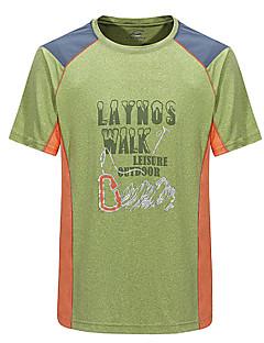 tanie Odzież turystyczna-Tričko na turistiku Quick Dry Zestawy odzieży na Camping & Turystyka Lato XL XXL XXXL 4XL 5XL