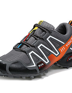 hesapli -Erkek Ayakkabı Yapay Deri Kişiselleştirilmiş Malzemeler Kış Sonbahar Rahat Atletik Ayakkabılar Dağ Yürüyüşü Atletik Günlük Dış mekan için
