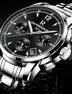 בגדי ריקוד גברים שעוני שמלה שעוני אופנה שעון יד שעון צמיד ייחודי Creative צפה שעונים יום יומיים שעוני ספורט שעונים צבאיים Japanese קווארץ