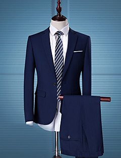 Men's Work Casual Street chic Spring Fall Suit