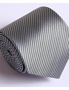 Herre Kontor / Bedrift Slips Stripet Polyester