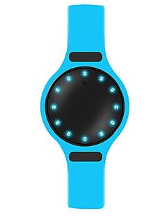 billige Luksus Ure-Herre Digital Digital Watch Armbåndsur Smartur Sportsur Kinesisk Kalender Vandafvisende Skridttællere Stor urskive Træningsmålere