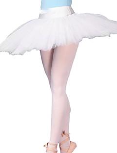 Balet tutu a sukně Dámské Taneční vystoupení Směs polyesteru a bavlny Jeden díl Přírodní Tutu
