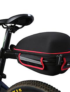 billiga Cykling-WEST BIKING® Sadelväska / Väskor till pakethållaren Vattentät, Bärbar, Lättvikt Cykelväska Duk / Lycra Cykelväska Pyöräilylaukku Cykling / Cykel