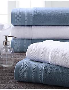 Frischer Stil Badehandtuch,Solide Gehobene Qualität Gemischte Polyester/Baumwolle Handtuch