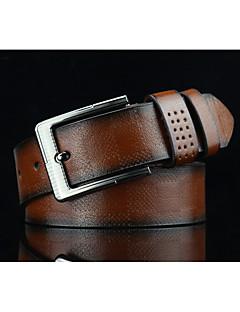 Masculino Estampado Liga Retro Cinto para a Cintura,Estampado