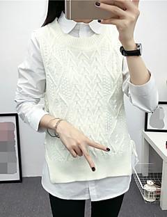 cheap Women's Sweaters-Women's Sleeveless Vest - Solid