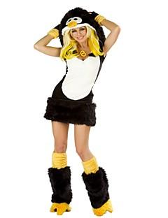 billige Halloweenkostymer-Cookie Anime Cosplay Kostumer Halloween Festival / høytid Halloween-kostymer Svart Mote