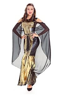 Cleopatra Cosplay Costume Masquerade Womenu0027s Halloween Festival / Holiday Halloween Costumes Golden Fashion Ancient Egypt  sc 1 st  LightInTheBox & Cleopatra Halloween u0026 Carnival Costumes Search LightInTheBox