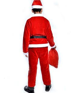 Nisse drakter Drakter Barn Halloween Jul Festival / høytid Halloween-kostymer Lapper