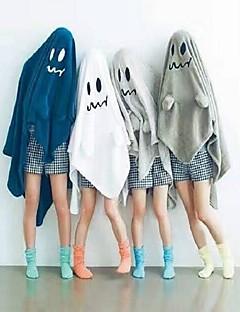 billige Halloweenkostymer-Spøkelse Kappe Grå Blå Hvit Sølv Cosplay-tilbehør Jul Halloween Karneval Oktoberfest Nytt År Barnas Dag
